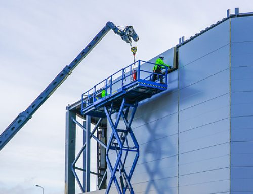 Everything you need to know about Scissor Lift safety