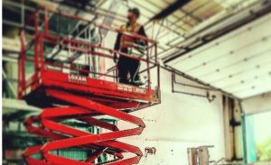 Scissor Lift Health and Safety Training