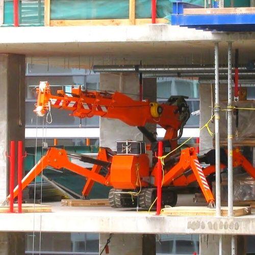 Training To Be A Crane Operator