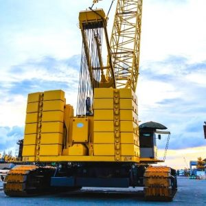 Training To Be A Good Crane Operator