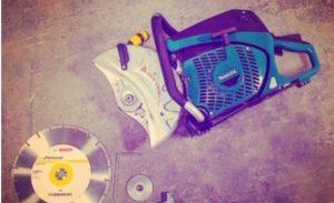 N017 Abrasive Wheels cut off saw