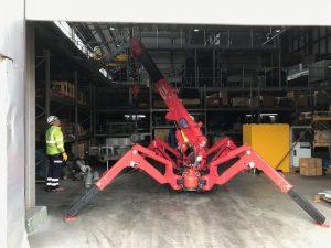 N140 Compact Crane