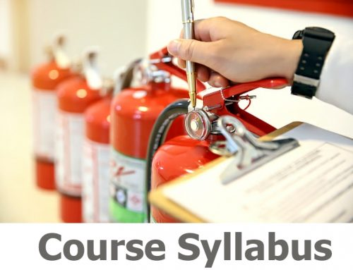 N703 Fire Warden Course Details and Syllabus