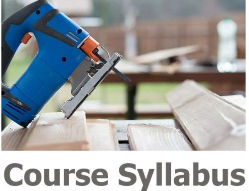 Hand Held Equipment 2021 Course Details and Syllabus